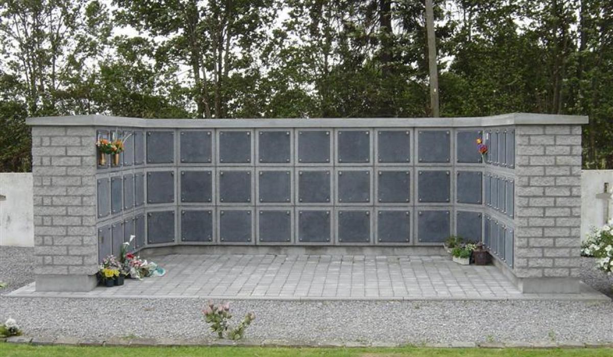 Kubus, columbarium