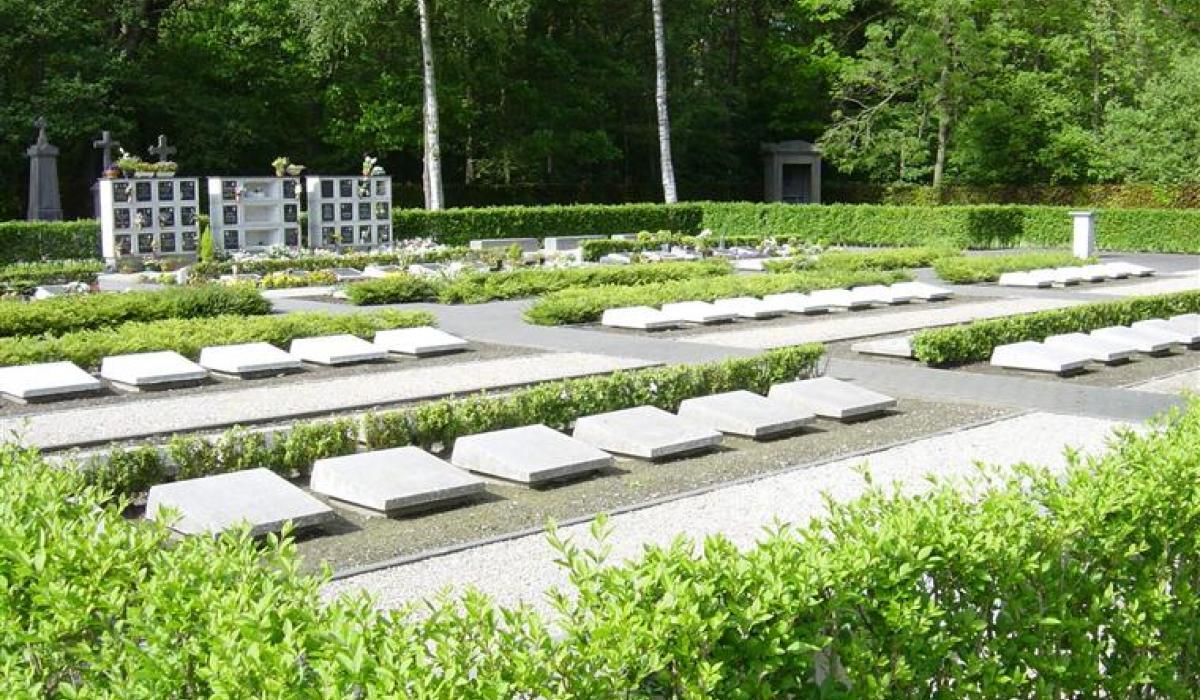 Urnenkelder beton