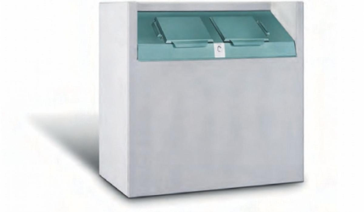 Afvalcontainerkast silent 1100 EH