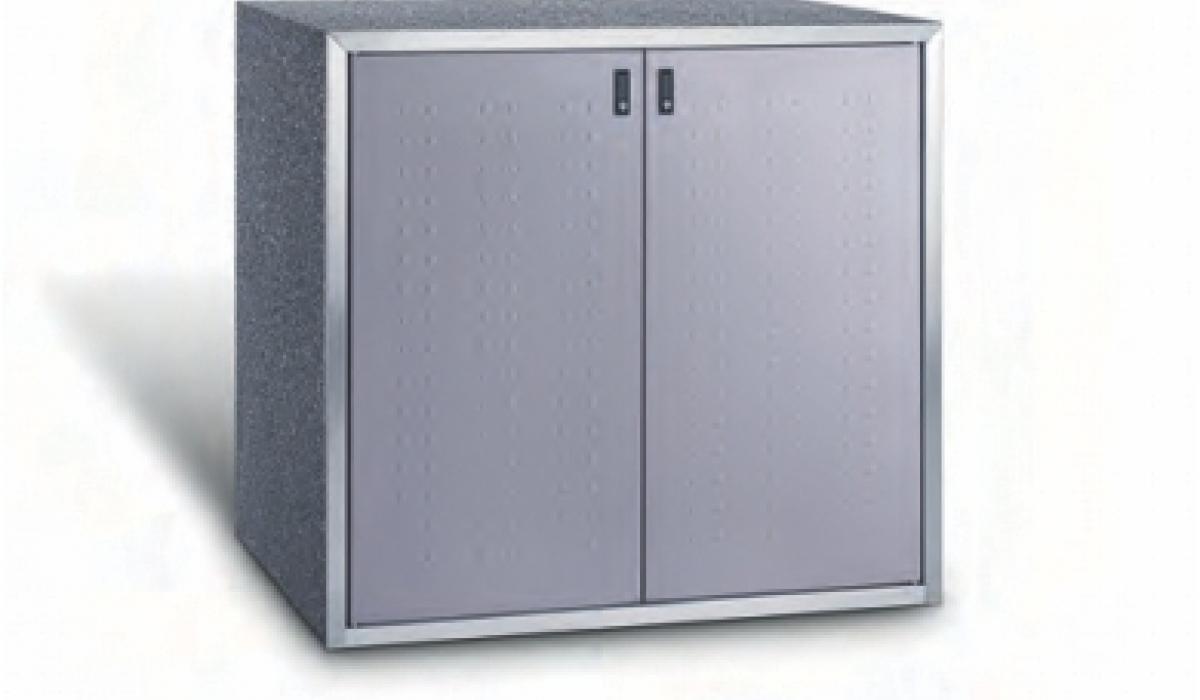 Afvalcontainerkast silent 242