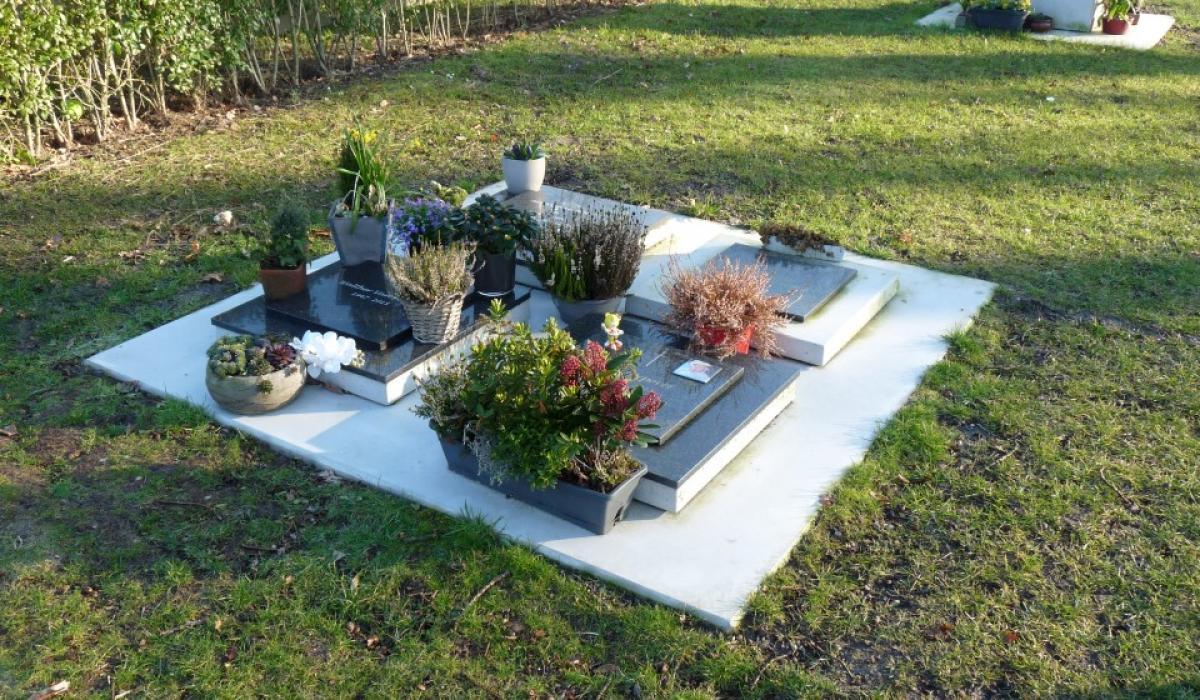 Begraafplaats De Warande - Oostkamp