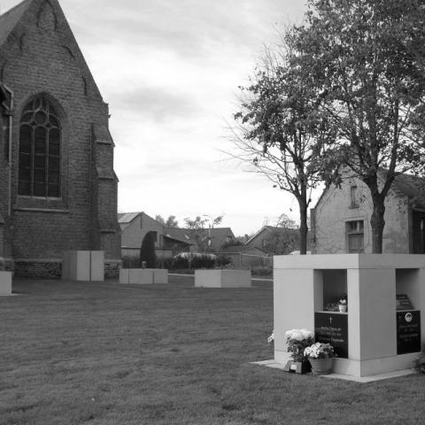 Inrichting Begraafplaats met AMA-set