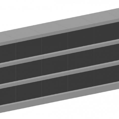 TRIPLO - modulair columbariumsysteem