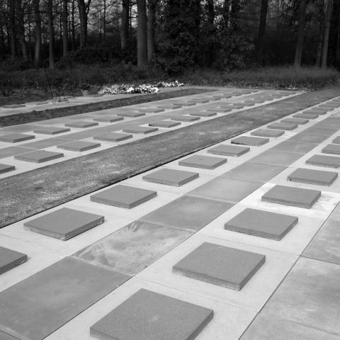 Inrichting Begraafplaats met urnenveld